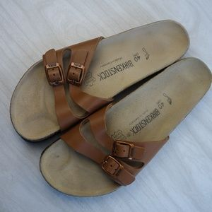 Birkies Birkenstock Slide Sandals